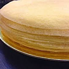 herve cuisine crepe a slice of pattie divinely awesome dessert du jour s gateau de crepes
