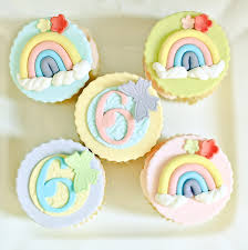 my pony cupcakes rainbow dash inspired my pony party hostess with the