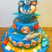 octonauts birthday cake octonauts birthday cake cakes by robin
