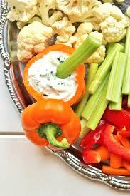 halloween veggies and dip