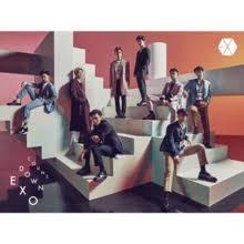 exo japan album countdown exo album wikipedia