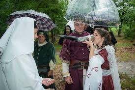 mariage celtique mariage celtique médiéval part 2 et festival