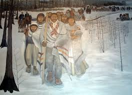 the effect of the homestead act on native americans reaching for