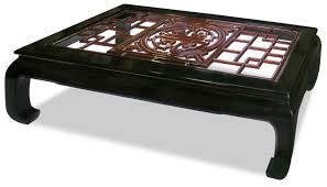 chinese rosewood side table oriental coffee table facil furniture