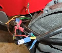 wiring loom issues on a mk 1 p125x 1977 vintage modsandsods com