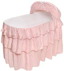 baby bassinet skirt set bassinet decoration