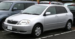 2002 toyota corolla information and photos zombiedrive