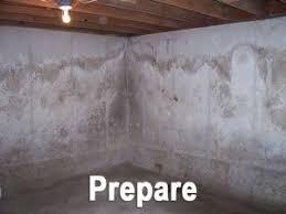 waterproofing basement walls from inside sani tred