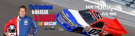 Red Flag Nascar A Frenchman In Nascar Is Back At Daytona Michel Disdier