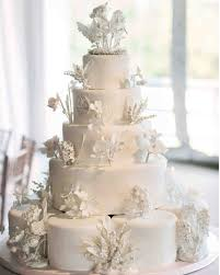 and white wedding 45 wedding cakes with sugar flowers that look stunningly real