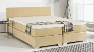 Spring Bed by Beliani Box Spring Bed Upholstered Bed Super King Size
