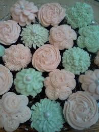 Shabby Chic Baby Shower Cakes by Best 25 Shabby Chic Cupcakes Ideas On Pinterest Shabby Chic