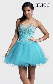 light blue lace short prom dress naf dresses