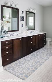Bathroom Rug Runner Amazing Of Bath Rug Runner With Cool Bathroom Rugs