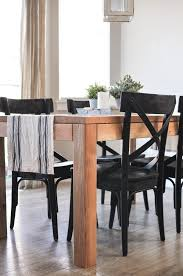 modern farmhouse dining room table cherished bliss this modern farmhouse dining room table is the perfect addition to any dining space with