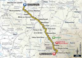 Map Of Tour De France 2016 race info supersport cycling
