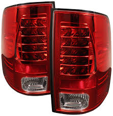 dodge ram led tail lights amazon com spyder auto alt yd dram09 led bsm dodge ram led tail