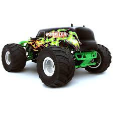 rc monster truck nitro hsp monster truck special edition green rc truck at hobby warehouse