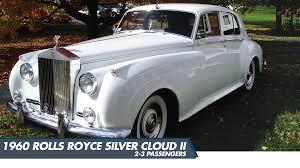 limousine rolls royce 1960 rolls royce silver cloud ii santos vip limousine