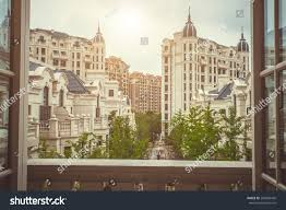 residential building area classic style view stock photo 299669435