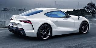 ricer supra new toyota supra rendered photos 1 of 8