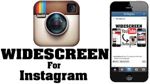 how to post widescreen video to instagram no crop youtube