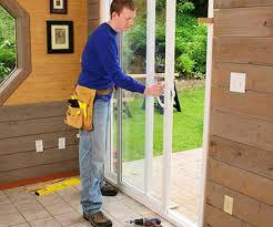 Installing Patio Door Patio Door Installer Unique Ting A New Door Installed Square