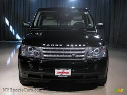 land rover 2007 2007 land rover range rover sport supercharged in java black pearl