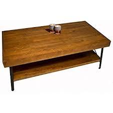 rustic metal coffee table amazon com coaster home furnishings 704308 coffee table null