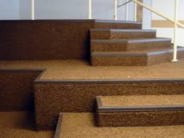Nora Rubber Stair Treads by Images By Flooring Type Business Floors