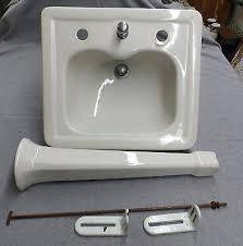wall mount sink bracket wall mount sink bracket lowes vintage standard white porcelain w