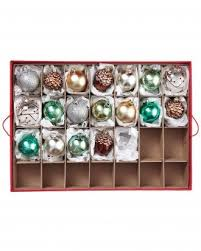 Christmas Ornament Storage Dividers by 67 Best Christmas Ornament Storage Ideas Images On Pinterest