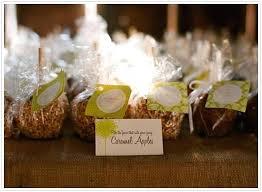 caramel apple party favors caramel apple wedding favor fall wedding caramel apple