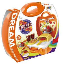 jeux de cuisiner des pizzas en gros cuisine en plastique pizza jouets jouets de cuisine jeux