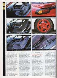 print articles u2013 porsche 968 register