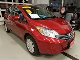 red nissan versa stevens point nissan vehicles for sale in stevens point wi 54481