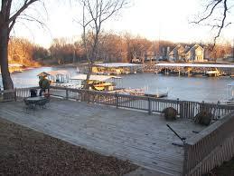 3 bed 2 bath waterfront dock pet pebble beach large deck on