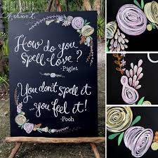 chalkboard wedding sayings 7 ways to incorporate quotes in your wedding and sprinkle the