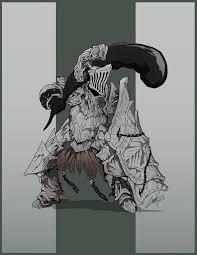 dark souls lore comp havel the rock