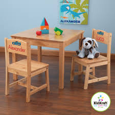stunning wooden table and chairs for toddlers on small home