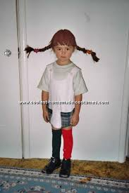 Pippi Longstocking Costume Failed Haircuts