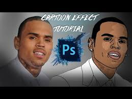 tutorial cara vector photoshop how to make a cartoon in photoshop cc 2016 easy 2016 update