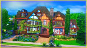 Build Dream Home Building The Logan U0027s Dream Home L Sims 4 Youtube