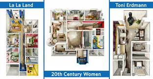 best floor plans designing the year s best motion pictures 5 floor plans from