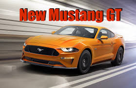 5 0 mustang and fast fords 2018 ford mustang updates engines deletes the v6 adds a 10 speed