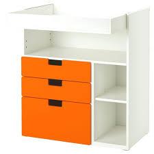 baby crib dresser changing table combo grey dressers nursery