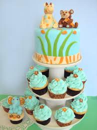 monkey themed baby shower ideas jungle baby shower cakes baby shower zoo cake ideas erniz