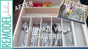 how to organize kitchen drawers diy diy kitchen drawer organizer easy woodworking project