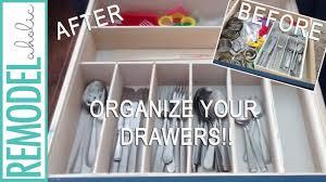 how to organise kitchen utensils drawer diy kitchen drawer organizer easy woodworking project