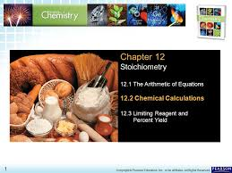 chapter 12 stoichiometry ppt video online download
